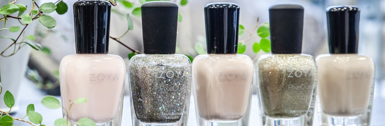 Nail polish for manicures and pedicures